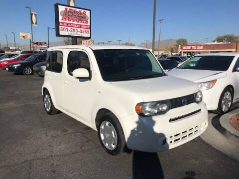 2014 Nissan cube for sale at ATLAS MOTORS INC in Salt Lake City UT