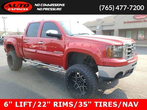 2011 GMC Sierra 1500 for sale at Auto Express in Lafayette IN