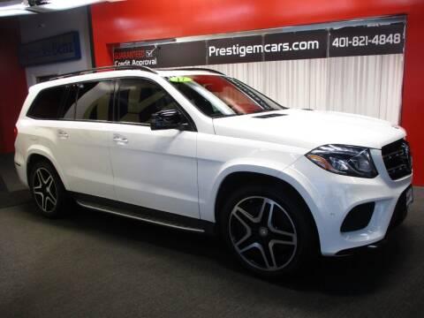 2017 Mercedes-Benz GLS for sale at Prestige Motorcars in Warwick RI