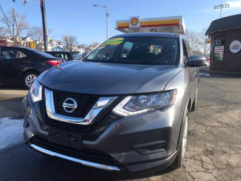 2017 Nissan Rogue for sale at Stadium Auto Sales in Everett MA