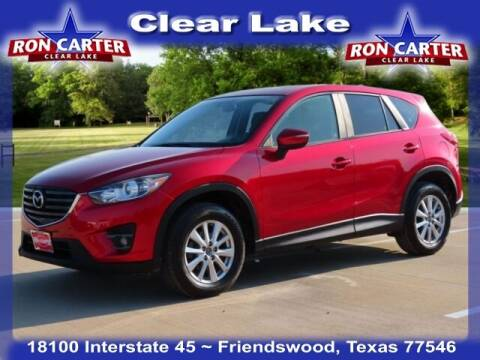 2016 Mazda CX-5 for sale at Ron Carter  Clear Lake Used Cars in Houston TX