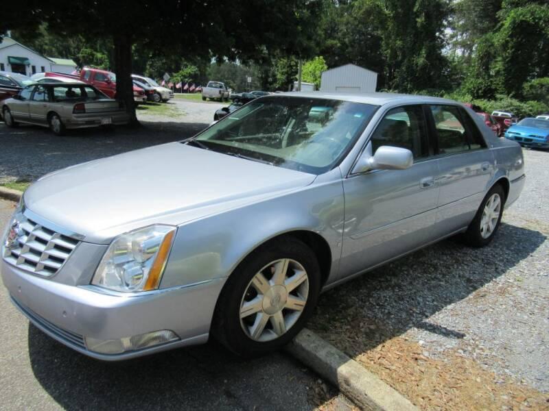 2006 Cadillac DTS for sale at Dallas Auto Mart in Dallas GA