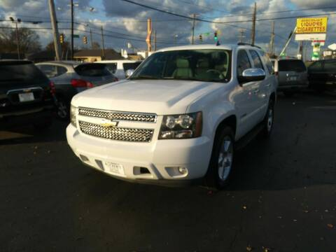 2008 Chevrolet Tahoe for sale at Rucker's Auto Sales Inc. in Nashville TN