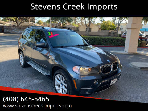 2011 BMW X5 for sale at Stevens Creek Imports in San Jose CA