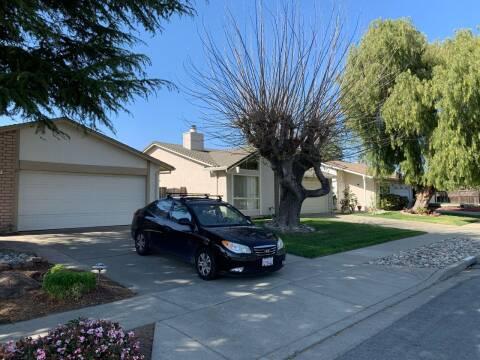 2010 Hyundai Elantra for sale at Blue Eagle Motors in Fremont CA