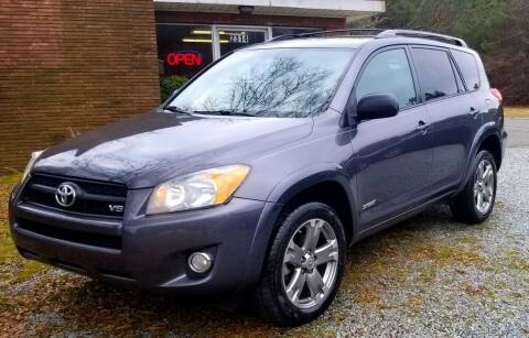 2012 Toyota RAV4 for sale at Progress Auto Sales in Durham NC