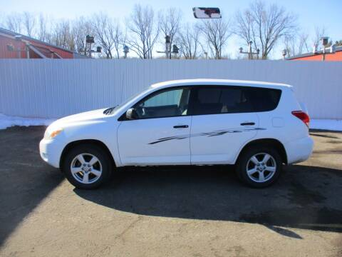 2007 Toyota RAV4 for sale at Chaddock Auto Sales in Rochester MN
