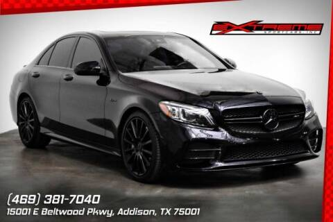 2019 Mercedes-Benz C-Class for sale at EXTREME SPORTCARS INC in Carrollton TX