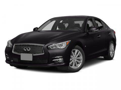 2014 Infiniti Q50 for sale at TRAVERS GMT AUTO SALES - Traver GMT Auto Sales West in O Fallon MO
