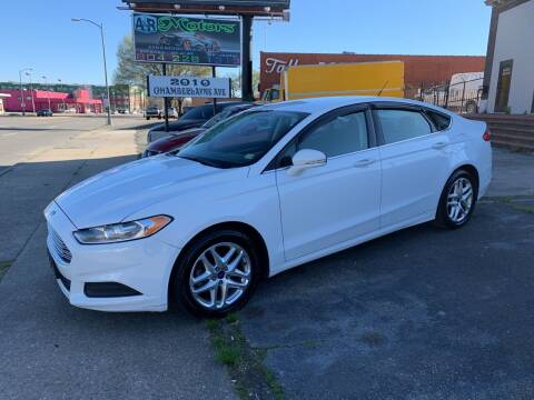 2014 Ford Fusion for sale at A & R Motors in Richmond VA