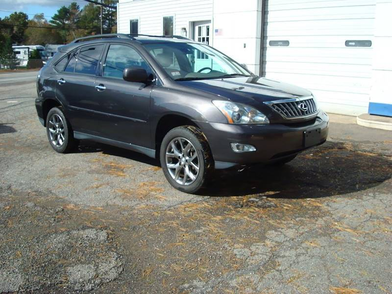 2009 Lexus RX 350 for sale at Southeast Motors INC in Middleboro MA
