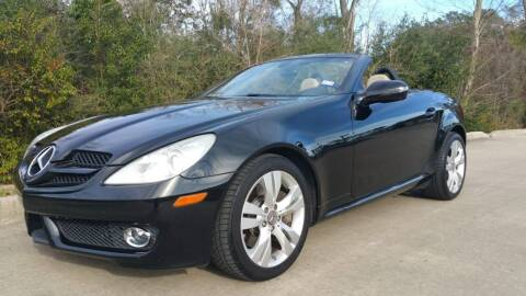 2009 Mercedes-Benz SLK for sale at Houston Auto Preowned in Houston TX