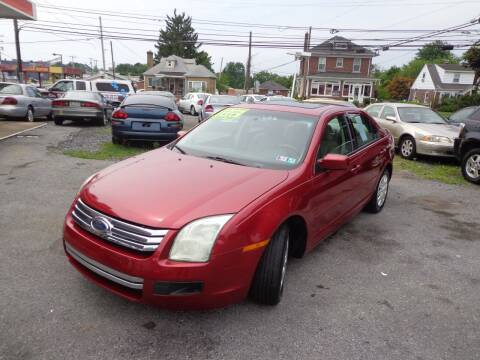 2006 Ford Fusion for sale at Penn American Motors LLC in Emmaus PA