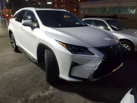 2017 Lexus RX 350 for sale at OFIER AUTO SALES in Freeport NY