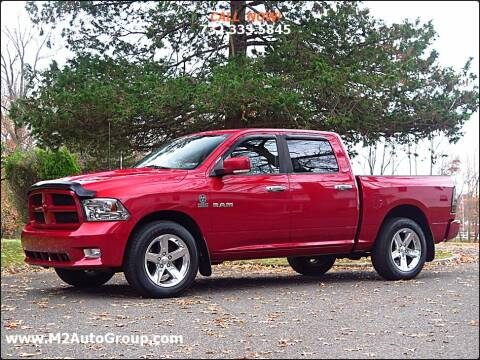 2010 Dodge Ram Pickup 1500 for sale at M2 Auto Group Llc. EAST BRUNSWICK in East Brunswick NJ