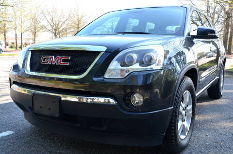 2007 GMC Acadia for sale at Wheel Deal Auto Sales LLC in Norfolk VA