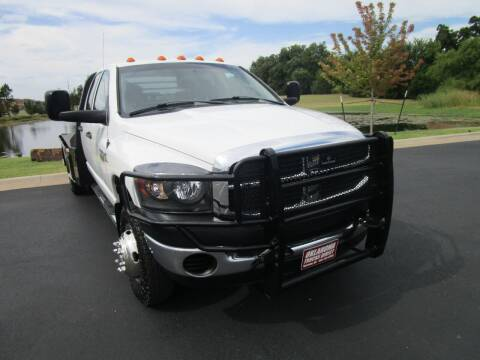 2010 Dodge Ram Chassis 3500 for sale at Oklahoma Trucks Direct in Norman OK