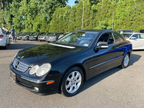 2004 Mercedes-Benz CLK for sale at The Car House in Butler NJ