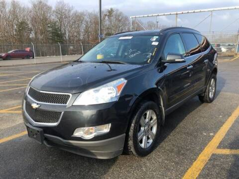 2011 Chevrolet Traverse for sale at Plymouthe Motors in Leominster MA