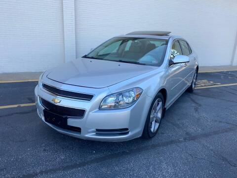 2012 Chevrolet Malibu for sale at Carland Auto Sales INC. in Portsmouth VA