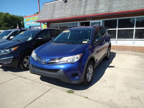 2014 Toyota RAV4 for sale at Eagle Motors in Hamilton OH