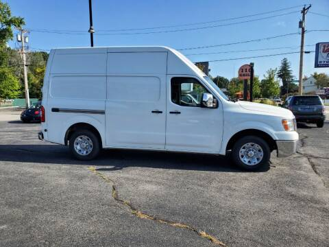 2013 Nissan NV Cargo for sale at 125 Auto Finance in Haverhill MA