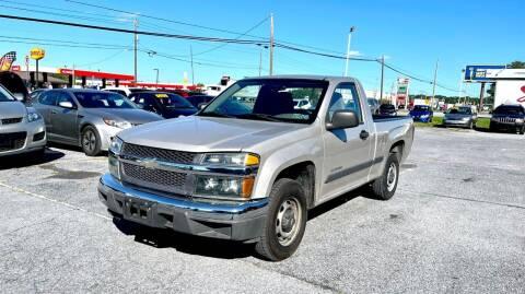 2005 Chevrolet Colorado for sale at AZ AUTO in Carlisle PA