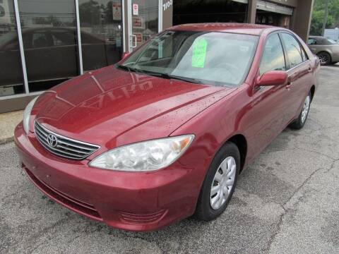 2006 Toyota Camry for sale at Arko Auto Sales in Eastlake OH