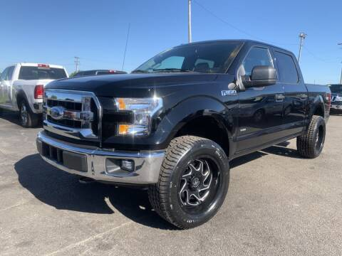 2017 Ford F-150 for sale at Superior Auto Mall of Chenoa in Chenoa IL