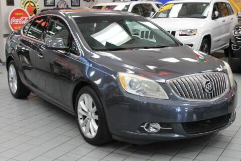 2013 Buick Verano for sale at Windy City Motors in Chicago IL