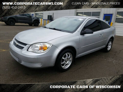 2008 Chevrolet Cobalt for sale at CORPORATE CARS OF WISCONSIN - DAVES AUTO SALES OF SHEBOYGAN in Sheboygan WI
