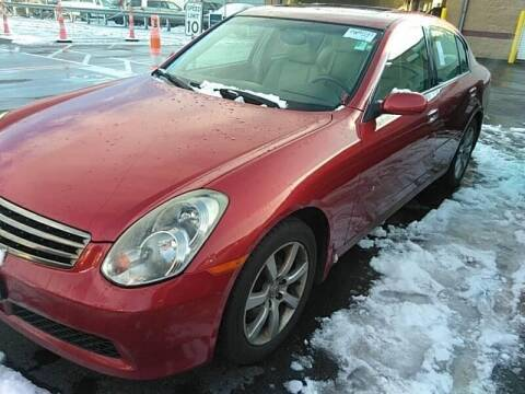 2005 Infiniti G35 for sale at LUXURY IMPORTS AUTO SALES INC in North Branch MN