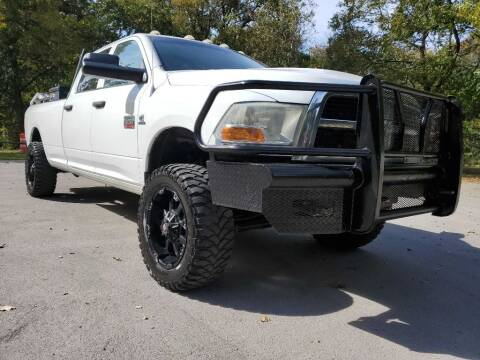 2012 RAM Ram Pickup 3500 for sale at Thornhill Motor Company in Lake Worth TX