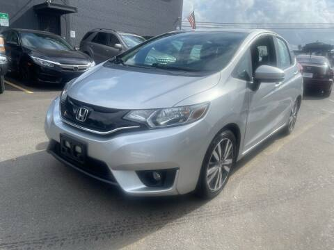 2015 Honda Fit for sale at A1 Auto Mall LLC in Hasbrouck Heights NJ