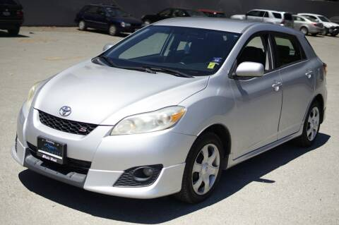 2009 Toyota Matrix for sale at Sports Plus Motor Group LLC in Sunnyvale CA