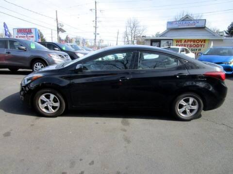 2015 Hyundai Elantra for sale at American Auto Group Now in Maple Shade NJ