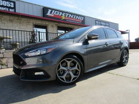 2018 Ford Focus for sale at Lightning Motorsports in Grand Prairie TX