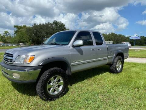 2001 Toyota Tundra for sale at IMAGINE CARS and MOTORCYCLES in Orlando FL