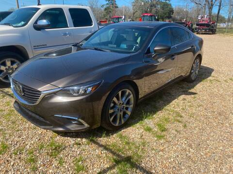2017 Mazda MAZDA6 for sale at Community Auto Specialist in Gonzales LA