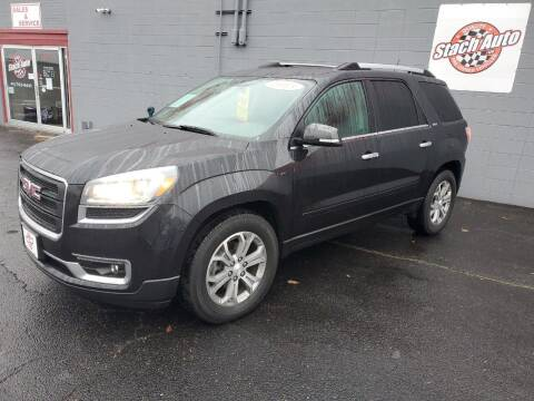2015 GMC Acadia for sale at Stach Auto in Janesville WI