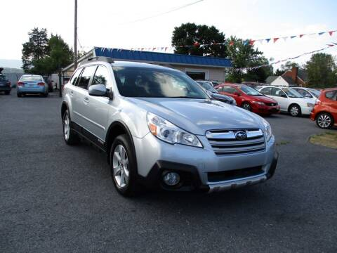 2013 Subaru Outback for sale at Supermax Autos in Strasburg VA