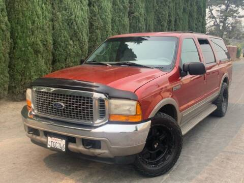 2000 Ford Excursion for sale at River City Auto Sales Inc in West Sacramento CA