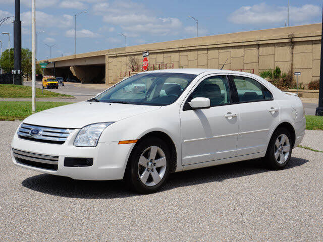 2008 Ford Fusion for sale at Dave Johnson Sales in Wichita KS