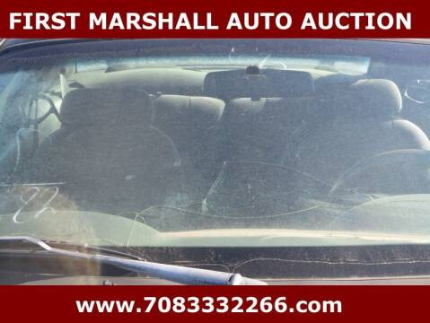 2002 Ford Mustang for sale at First Marshall Auto Auction in Harvey IL