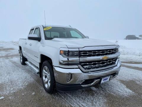 2018 Chevrolet Silverado 1500 for sale at Alan Browne Chevy in Genoa IL