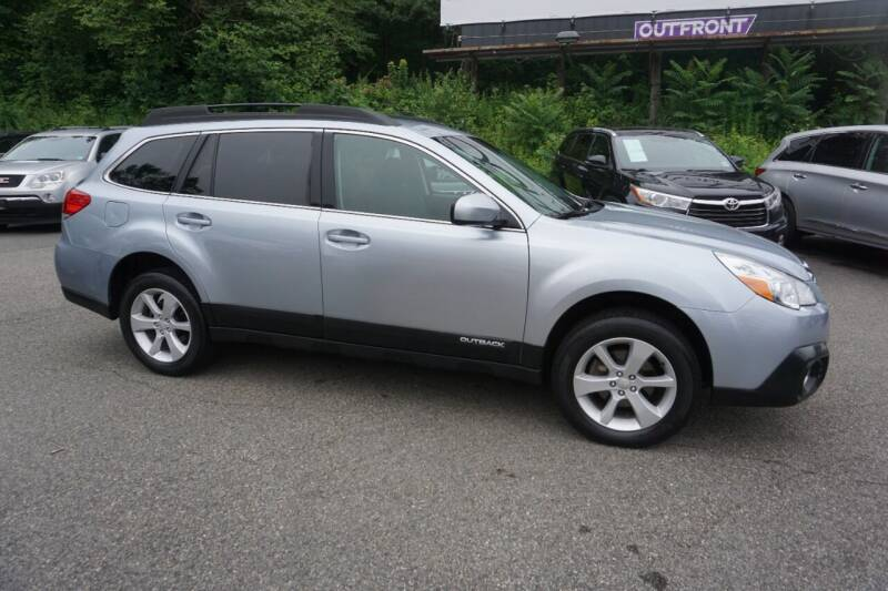 2014 Subaru Outback for sale at Bloom Auto in Ledgewood NJ
