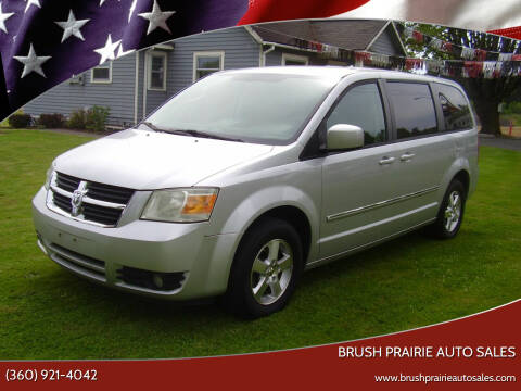 2008 Dodge Grand Caravan for sale at Brush Prairie Auto Sales in Battle Ground WA