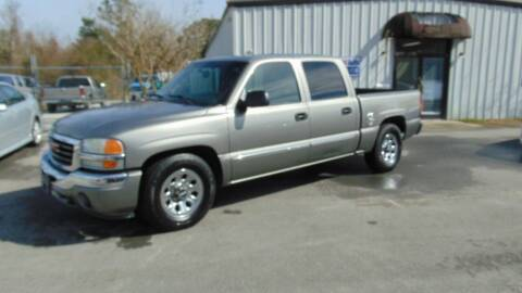2006 GMC Sierra 1500 for sale at Pure 1 Auto in New Bern NC