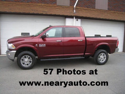 2018 RAM Ram Pickup 2500 for sale at Neary's Auto Sales & Svc Inc in Scranton PA