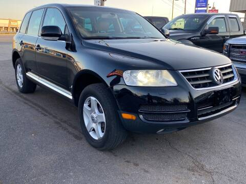 2006 Volkswagen Touareg for sale at Samuel's Auto Sales in Indianapolis IN